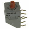 DIP Switches -- NDKC16H-ND -Image
