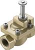 Air solenoid valve -- VZWM-L-M22C-G114-F5 -Image