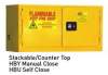 FLAMMABLE DRUM CABINETS -- HBO120*
