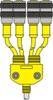 eurofast® Receptacle -- V4-*/RK4.4-*/*/*/*/S651