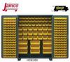 MAX-MIXED PLASTIC BIN CABINET -- HDE236 - Image