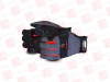 SUPERIOR GLOVE MXGBE/XL ( (PRICE/PAIR) CLUTCH GEAR - BLACK MECHANICS GLOVE, SYNTHETIC PALM W/GRIPTION PATCHES,SIZE XL ) -Image