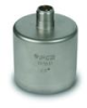 Seismic, high sensitivity, ceramic flexural ICP® accel., 10 V/g, 0.1 to 200 Hz, 2-pin top conn. -- 393B31