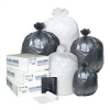 Round Rigid Liners 22-Gallon for Marshal® Classic Containers -- RCP 3552 GRA