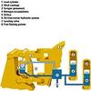 631G Wheel Tractor Scraper - Image