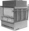 Reznor® EEDU Series Indoor Duct Furnaces -- Model EEDU350