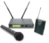 Wireless Systems Microphone -- RAD360 Wireless Microphone