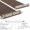 Rectangular Cable Assemblies -- M3DYK-6006R-ND -Image