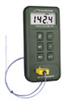 Digi-Sense Calibrated Thermocouple Thermometer with Data Output -- GO-37803-91