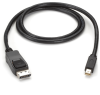 3-ft. Mini DisplayPort to DisplayPort Cable, Male/Male -- ENVMDPDP-0003-MM -- View Larger Image