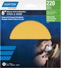 Norton Stick & Sand AO Fine Grit Paper PSA Disc -- 7660700347 -Image