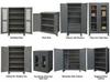 Extra Heavy Duty Storage Cabinets -- HHDWC243678-7M95 -Image