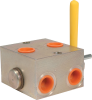 20 GPM 2-Position, 6-Way Selector Valve -- 8173932