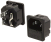 Power Entry Connectors - Inlets, Outlets, Modules -- 486-4761-ND -Image