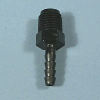 Black HDPE Tube Fittings -- 62001 - Image