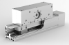 HSB-beta® Mechanical Linear Drive with Toothed Belt Drive -- 110-ASS - Image