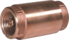 1 in. Bronze Check Valve -- 8038580