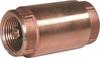 1 in. Bronze Check Valve -- 8038580 - Image