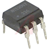 OPTOISOLATOR WITH TRIAC OUTPUT 6-PIN DIP VISO=7500V VDRM=250V -- 70215838