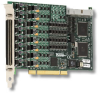 NI PCI-6624 Industrial 8 CH/CH Isolated 48V Counter/Timer, NI-DAQ -- 778834-01