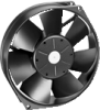 Axial Compact DC Fans -- 7114 N -Image