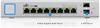 Managed PoE+ Gigabit Switch with SFP -- UniFi®Switch 8-150W