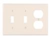 Combination Wallplates -- 78021 - Image