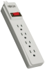 Power It! Power Strip with 4 Outlets and 10-ft. Cord -- PS410