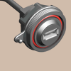 USB Sealed Circular Receptacle Cable Assembly -- SCRUS -- View Larger Image