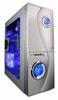 Apevia X-Telstar Computer Case w/ Window - Silver -- 110088