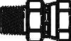 Pipe Swivel Union -- 1404-16-20-Image