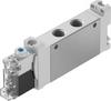 Air solenoid valve -- VUVG-LK14-M52-AT-G18-1H2L-S -Image