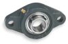 Mounted Ball Bearing,1 1/2 In Bore -- 3FCV9 - Image