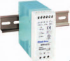 60W Slimline Single Phase Single Output Power Supplies -- PS-S6024 -Image