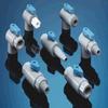 SMC 2-Way Ball Valves NSF PVC Series 638 & 657 For Liquid or Air -- 22207