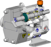 Rotary Lobe Positive Displacement Pump -- MDL (Medium Duty Lobe) Series -- View Larger Image