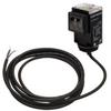 Photoelectric sensor, rectangular, through-beam emitter, 10-40 ... -- 1151E-6517