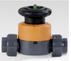 New Generation High Flow Diaphragm Valve -- Type 519