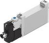 Air solenoid valve -- VUVG-B10-M52-MZT-F-1R8L -Image
