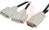 Cable Assy; DMS-59 to DVI-I; 59; EMI/RFI -- 70190572 - Image