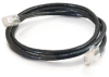 100ft Value Series Cat5E Non-Booted Patch Cord - Black -- 560-135-100 - Image
