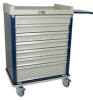 Standard Line Multi-Dose Medication Cart SL60MD -- SL60MD