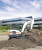 Conventional Tail Swing Compact Excavator -- E42 - Image