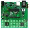 16-Bit 28P PIC24 and dsPIC Starter demo board -- 39M8255