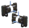 FW-H(T) Series Pneumatic Bellow Pump -- FW-40T -- View Larger Image
