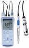 Horiba D-55 Portable Multiparameter Mete -- GO-99591-40