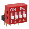 DIP Switches -- 732-11581-5-ND -Image