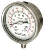 Ammonia Gauge,Filled,2.5 In Vac to150psi -- 5RND1 - Image