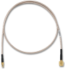 MCX Plug to SMA Plug, 0.3 m -- 188377-0R3