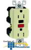 Leviton 15 Amp 125V SmartLock GFCI Receptacle -- 8599-L